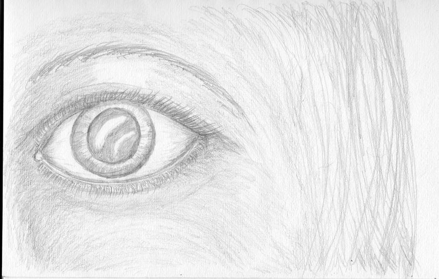 eye shot by shaharw