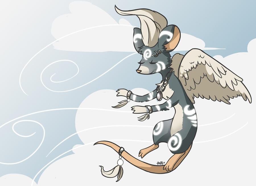wind shaman by regiph
