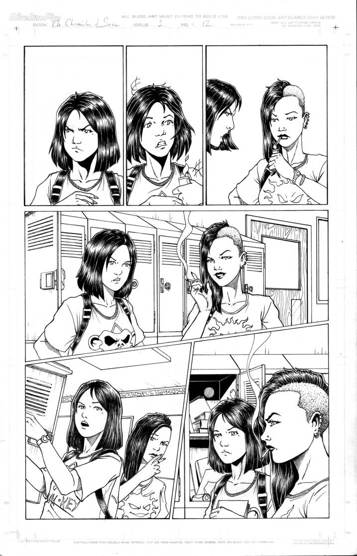 SARA Ink Page 12 by michelestmartin