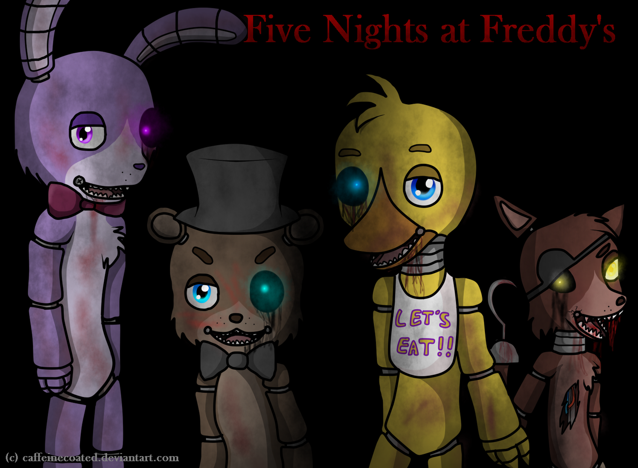 Five nights at freddys 2 wikipedia the free encyclopedia latest news