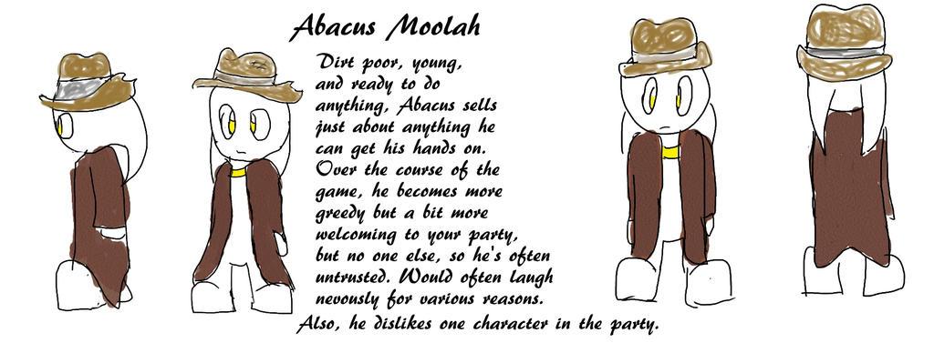 Abacus Moolah by GLaDOSFoo