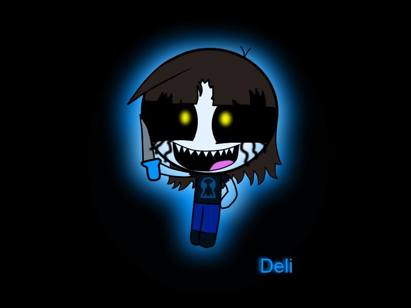 Deli's Kill Mode by powerpuffDeniz