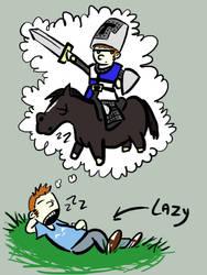 LazyID