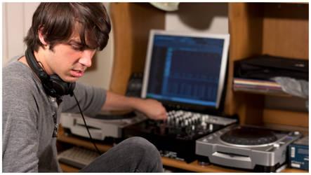 DJ MER by bellboy001