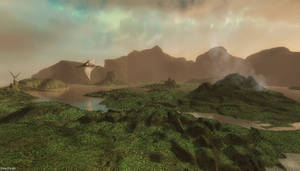 Prehistoric World by beachlegs