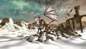 Dragon Tamer by beachlegs