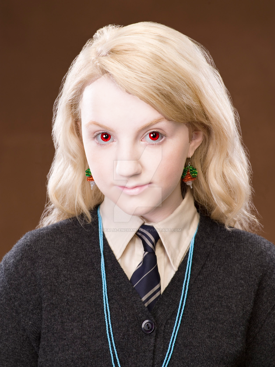 Luna Lovegood - Vampire Version by Natalia-Enchantix on ...