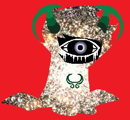 random creepystuck by Ebiox