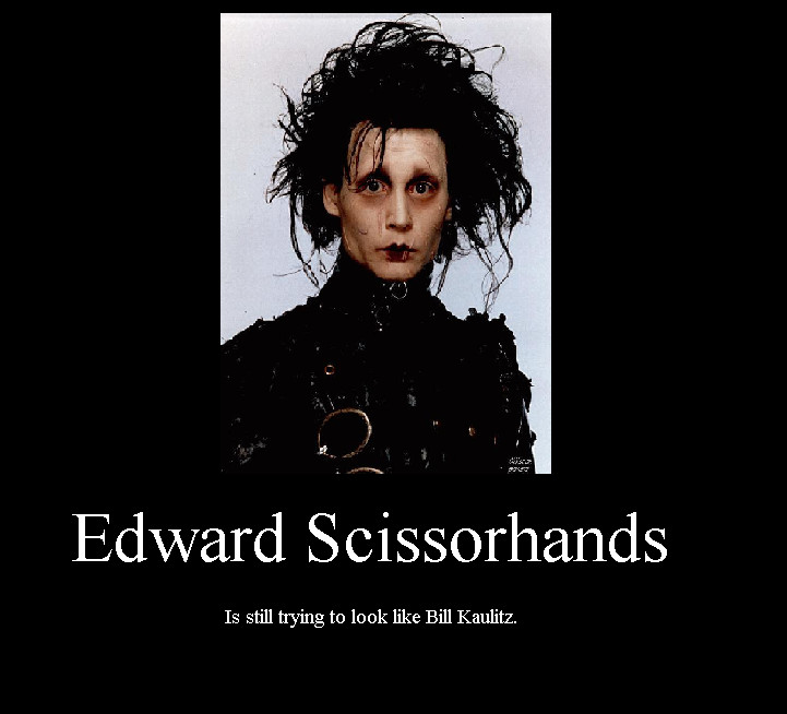 comparative essay edward scissor hands and Edward scissorhands was directed by tim burton the name of the film represents the movie entirely because it is the name of the main character.
