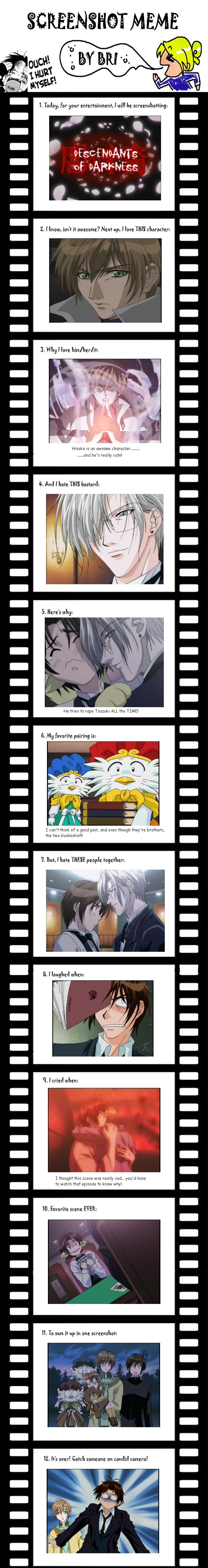 Screenshot Meme by Frostygirl696