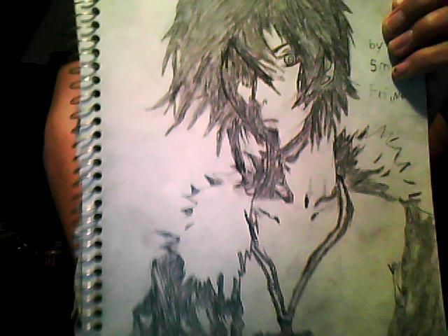 Anime Drawing Hard Shading By Sketchinsmid On DeviantArt