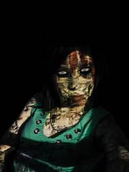 Zombie Girl by SandyCris91