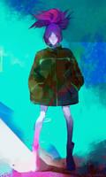 The Jacket by alizawren