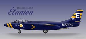 Eleunet E.31A Elanion - Marine de Liethe, DB3192E