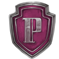 Prefect Badge by Margaret-Lupin