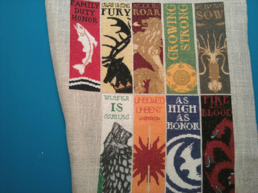 Game of Thrones by Stephleslie on DeviantArt