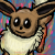 .:Eevee Icon:. by Moonlightandlunary