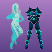 Dullahan and the Accursed Armor