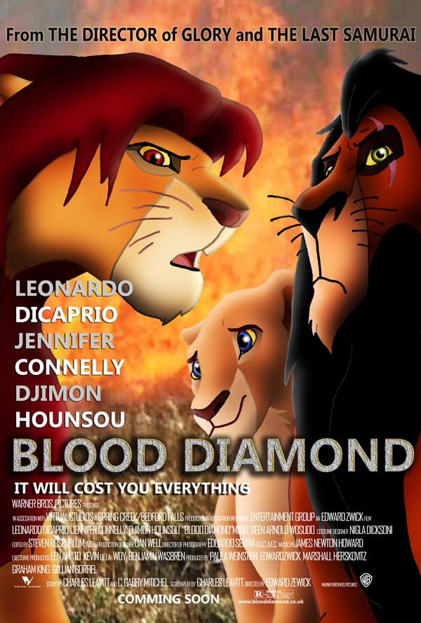Blood Diamond Lion King Post by TomCat-Priest