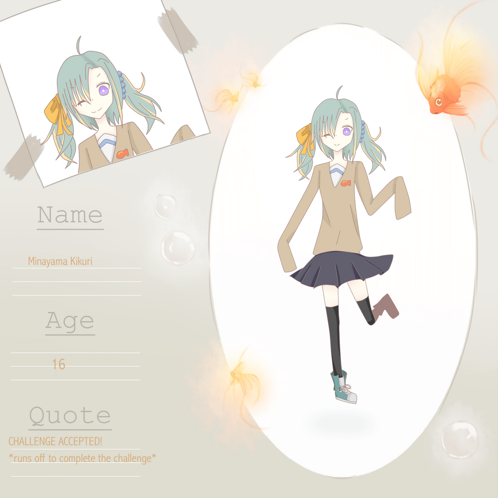 KH Minayama Kikuri by Roromi-chi
