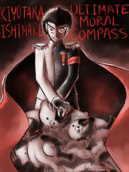 Mastermind Kiyotaka Ishimaru