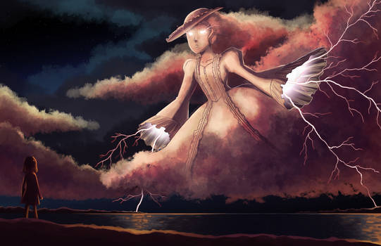 The Woman of Storms