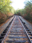 Stock: Train Tracks 2