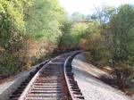 Stock: Train Tracks 3