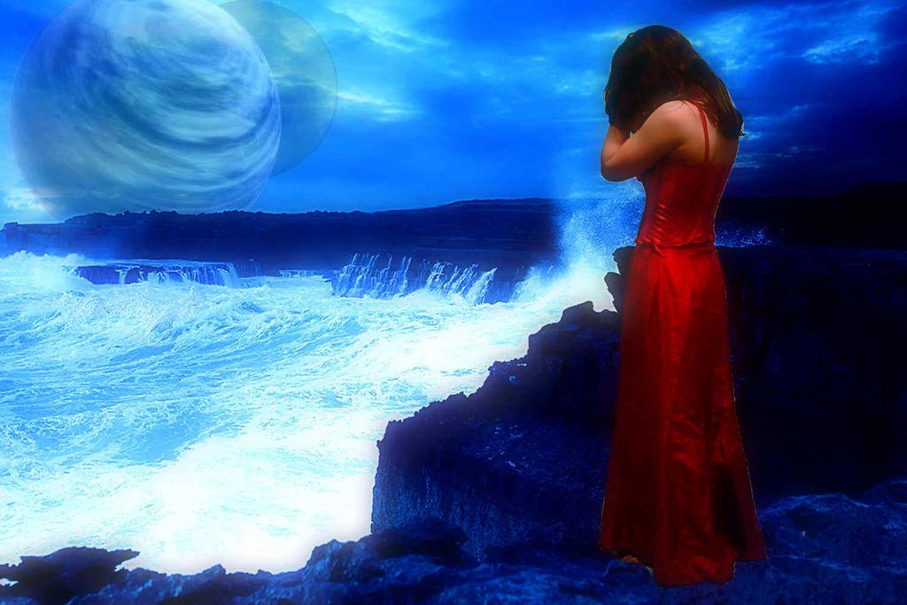 Tears of the dawn by Tkrain