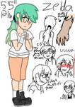 Zelda Human Reference