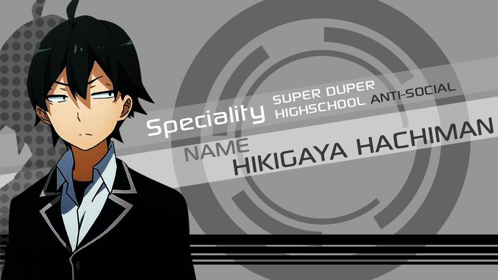 Hikigaya Hachiman