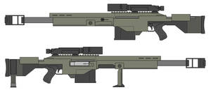 C-109 Payload Rifle