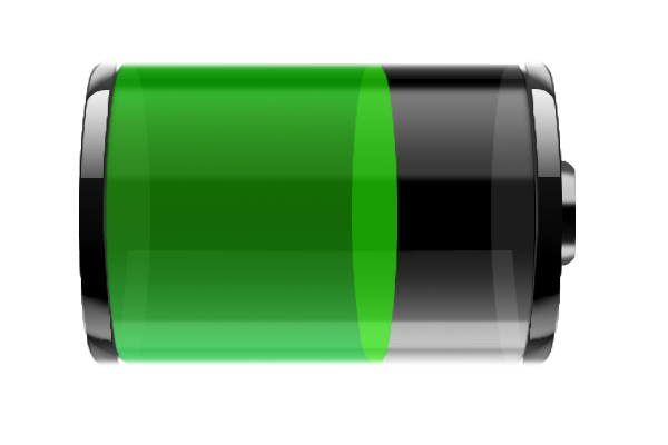 Battery Icon by ApprenticeOfArt on DeviantArt