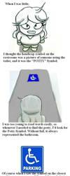 Potty Parking by Ristay