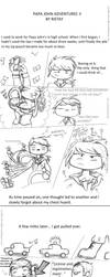 Papa Johns Adventure's Part II by Ristay