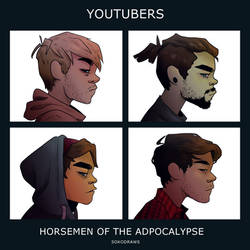 horsemen of the adpocalypse