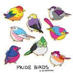 pride birbs