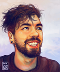 Sean by sokoistrying