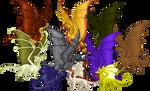Atricis Dragons 2