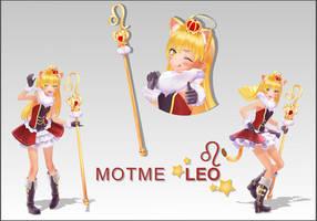 \MMD\ MOTME - ZODIAC LEO (april) by mikumikuiki