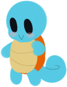 Squirtle :u by choimander