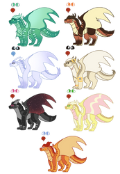 WoF adopts batch #2 [3/7 OPEN] by SyntheticLie