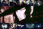 D....Vampire Hunter D by Syleria11