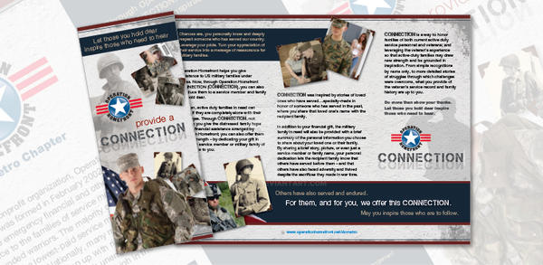 Operation Homefront Brochure by rpace78
