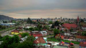 Temuco - Chile by ewiku