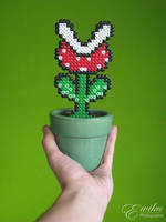 Piranha Plant by ewiku