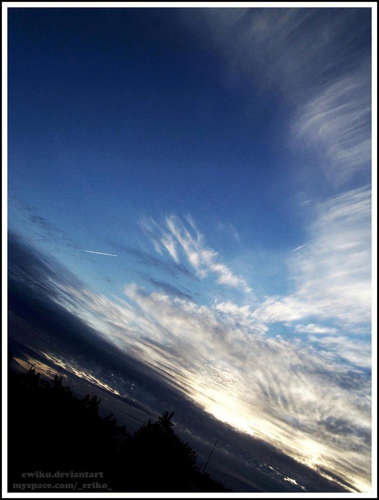 clouds by ewiku