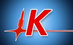 Kerbal Space Program Flag 1 by LalettreJ