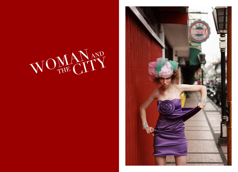 Woman and the City pt.i by glennprasetya