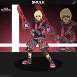 SSBU - Shulk